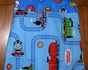 Madiebs Thomas the Train Toddler Girls Dress size 2,3, or 4 New Custom Made