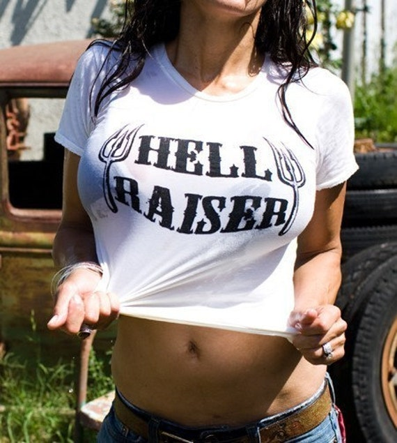 Hell Raiser T Shirt