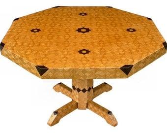 Large Aunt Sukeys Choice Oak Table