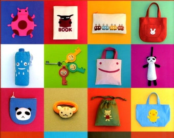 ARANZI ARONZO Cute Personal  Belongings  Japanese Craft Book