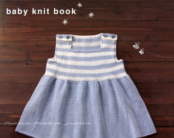 Baby Knit Book -  Japanese Craft Book