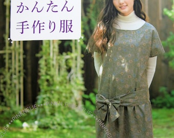 Simple Clothes n3135 Japanese Craft Book