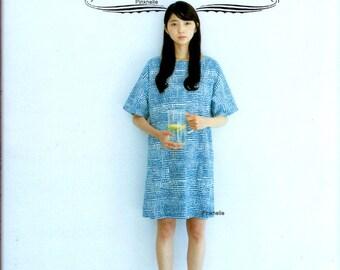 YOSHIKO TSUKIORI - Adult Couture Stylish Dress Book vol 2  Japanese Craft Book