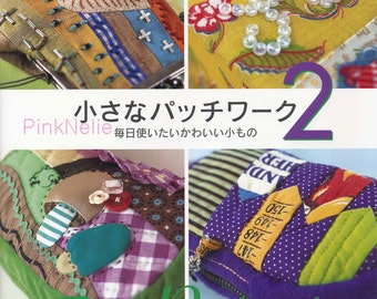 Tiny Patchwork 2 - Japanese Craft Book