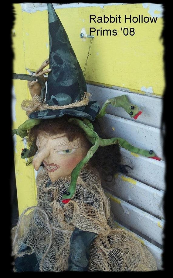 Primitive Witch Medusa The Snake Charmer