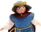 Prince Charming Art Doll