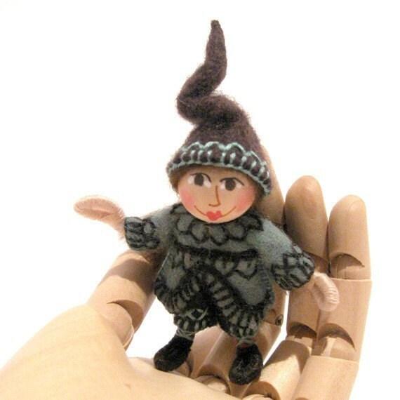 Lil Gnome Mossie