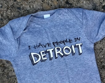 I have people in Detroit - union suit