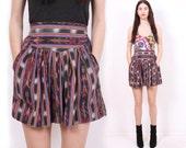 Guatemala Ikat Skirt