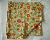 Set of Two Flannel Baby Wipes