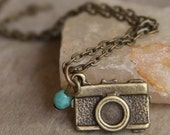 The Little Photographer necklace