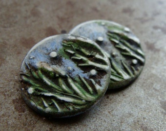 Tiny Evergreen Charm