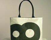Recycled Sail Purse - Black number 8