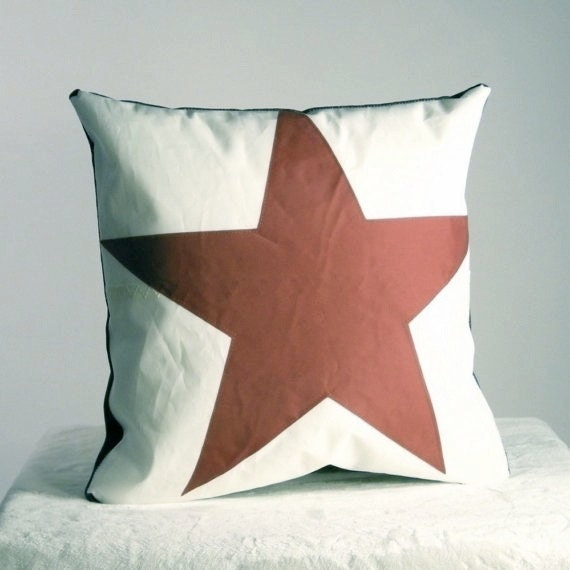 Throw Pillow Recycle : Nautical Recycled Sail Throw Pillow set of 4 RESERVED by reiter8
