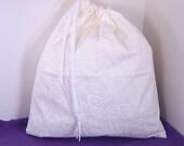 Drawstring Catch-All Bag (( wedding ))