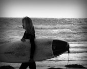 Surfer Girl 8x10