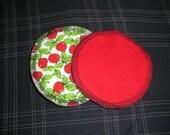 Cherries Jubeli Nursing Breastfeeding Pads