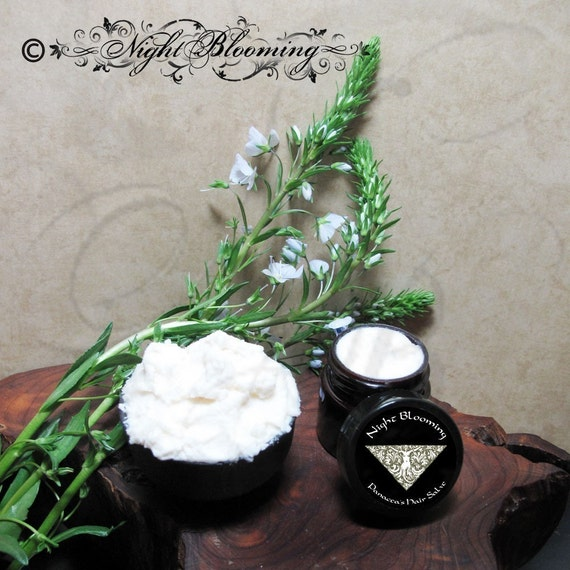 Panacea's  Hair Salve- Leave in Conditioner and Deep Treatment  1/2oz Sample Size
