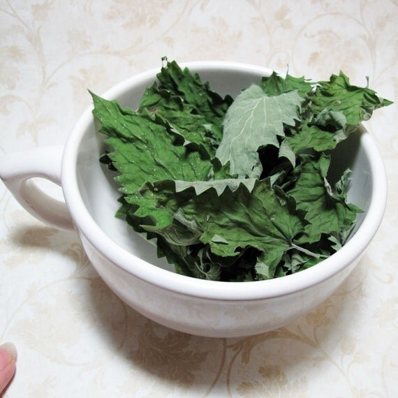 Organic Whole Leaf Catnip 3 ounces
