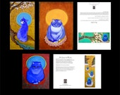 Here Kitty Series Card Set