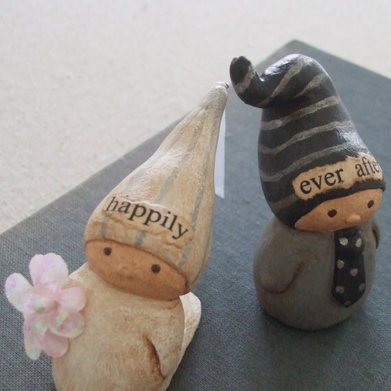 Wee Gnomes. Happily Ever After. RESERVED