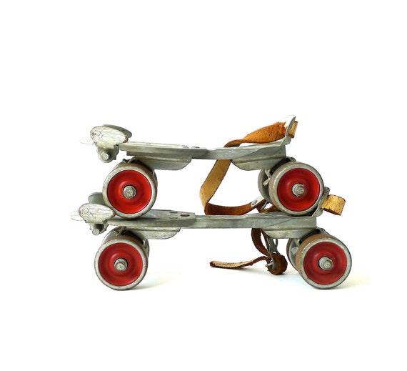 Vintage Hustler Roller Skates