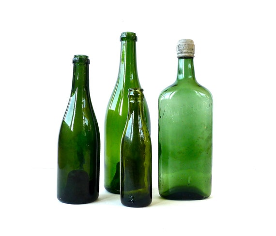 Green Bottle Collection