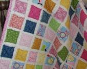 Sassy Squares Quilt