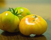 Pineapple BiColor Heirloom Tomato Seeds