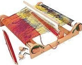 New Ashford 32 Inch Rigid Heddle Loom  Easy Warping and Weaving