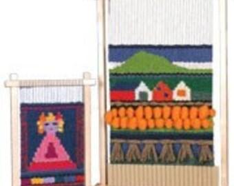 "Ashford large Weaving Frame Loom 27"" by 19"" Frame"