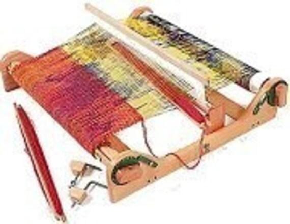 New Ashford 32 Inch Rigid Heddle Loom  Easy Warping and Weaving