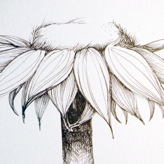 Delilah - Floral Card
