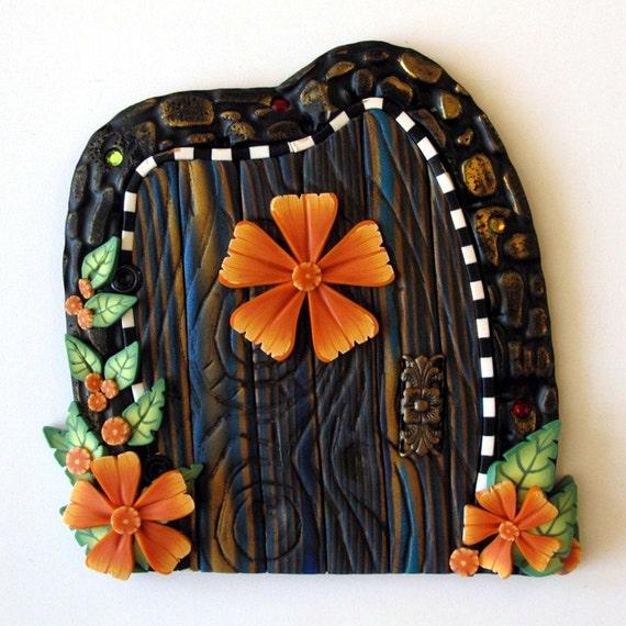 Complimetary Colors Fairy Door