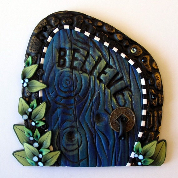 Tooth Fairy-Believe Fairy Door