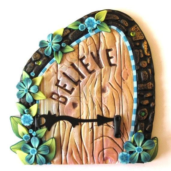 Tooth Fairy-Believe Fairy Door