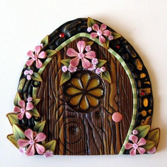 Summer Cottage Fairy Door