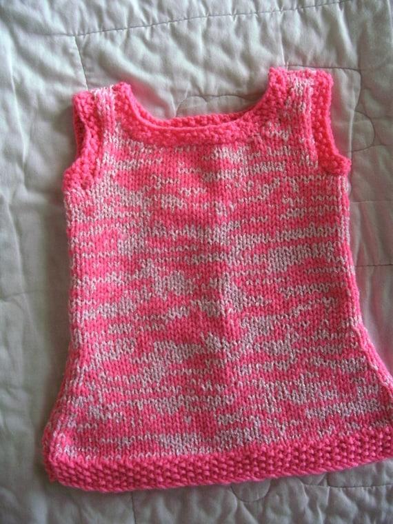 Knitted dress\/jumper