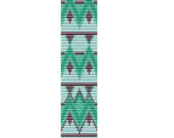 Loom Pattern Traditional Two PDF Instant Download