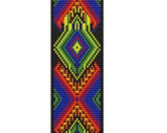 Loom Beading Pattern LifeWays PDF Instant Download