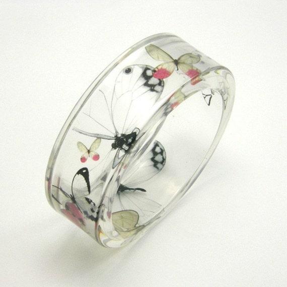 Summer and Butterflies Bracelet