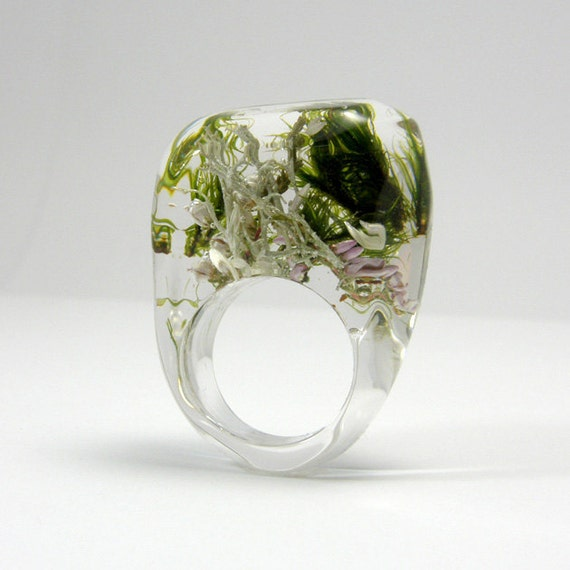 Clear Forest Ring