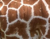 Giraffe - Framed Print