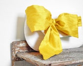 Personalized bridesmaids gifts, yellow wedding clutches, Ivory wedding purse