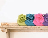 custom silk bridesmaid clutch, floral inspired collection for your wedding