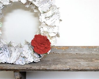 Holiday wreath, Christmas decoration