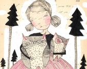 32\/50 save LIMITED EDITION ARCHIVAL PRINT by cori dantini on etsy