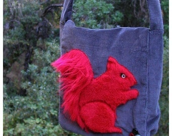 Squirrel Bags...Red Squirrel, Gray Squirrel, Black Squirrel