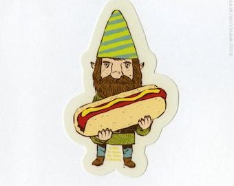 Mr. Blümbottomington sticker