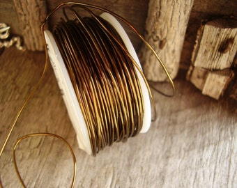 BroNze WiRe 18 gauge 5 ft
